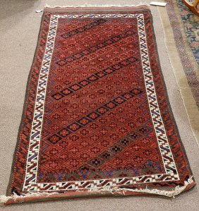 Semi Antique Persian Balouch Carpet