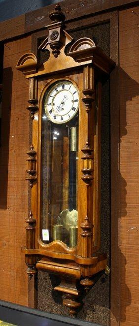 German Regulator Clock
