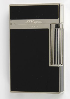 (lot Of 2) S.t. Dupont Paris France Linge 2 Lighter