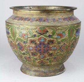 Chinese/japanese Large Vase