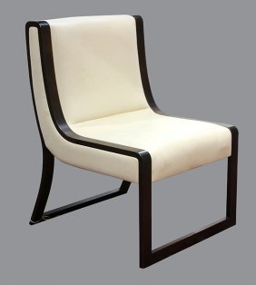 """Wendell Castle For American Craftsman """"slice"""" Chair"""