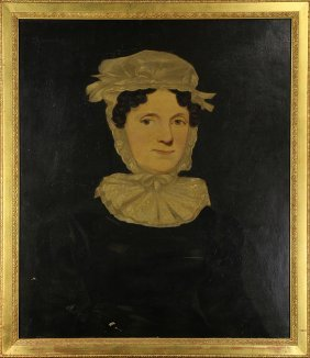 Portrait Of A Lady, Painting