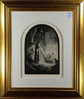 Print, After Rembrandt Van Rijn