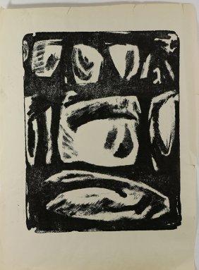 Prints, Ruth Wall