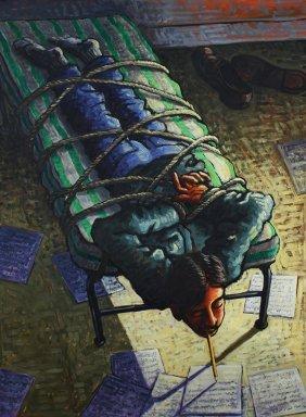 Painting, Robert Chiarito
