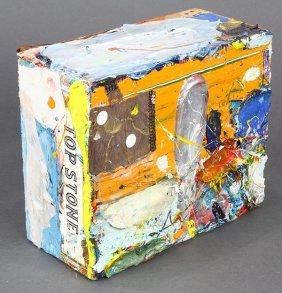 Painted Box, Robert Baribeau