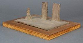 Bill Spira, Clay Sculpture