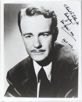 Lew Ayres (1908-1996) American Actor