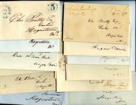 Maryland Archive 1823 - 1846