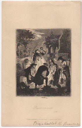 Phiz Etching 1840