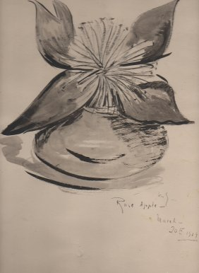 Margarett Sargent (1892-1978) Drawing