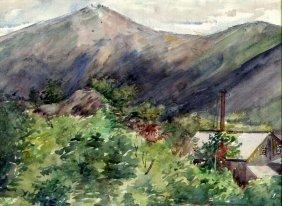 Mary Helen Potter (1862-1950) American Artist