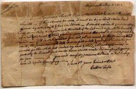 [massachusetts] Cotton Tufts (1734-1815)