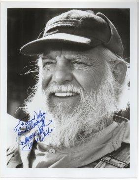 Denver Pyle (1920-1997) American Actor