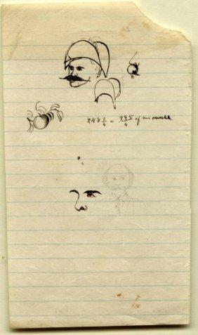 Alexander Pope [1849-1924] Notable American Artist