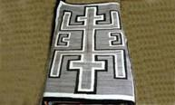 Navajo Rug - Two Grey Hills Style