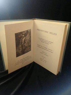 Prehistoric Relics Book