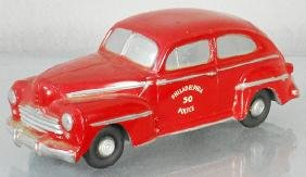 MASTER CASTER 1948 FORD POLICE PROMO