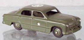 DINKY 675 ARMY STAFF CAR