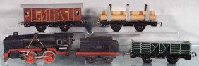 DISTLER TRAIN SET