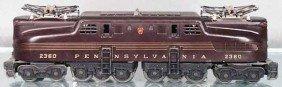 LIONEL 2360 PRR GG1