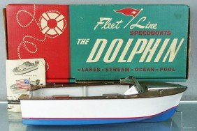 K&O FLEET LINE 500 DOLPHIN SPEED BOAT