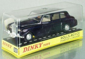 DINKY 152 ROLLS-ROYCE PHANTOM V LIMO