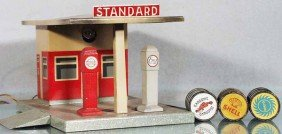 MARKLIN 2620 STANDARD GAS STATION