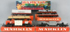 MARKLIN FREIGHT TRAIN SET