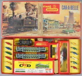 TRIANG RS62 CAR-A-BELLE TRAIN SET