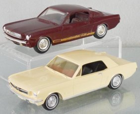 2 Amt Mustang Promos