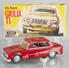 Togi Alfa Romeo Giulia Ti Sedan