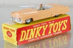 Dinky 131 Cadillac Eldorado Tourer