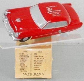 Banthrico 1953 Lincoln Cosmpolitan Autobank Promo