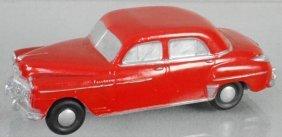 Banthrico 1949 De Soto Autobank Promo