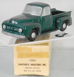 Banthrico 1953 Ford Pick Up Autobank Promo