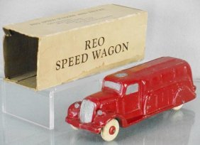 National Products 1937 Reo Speed Wagon Promo