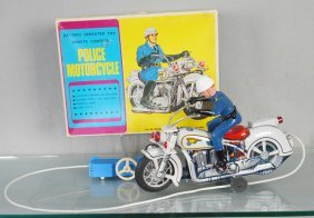 Tm Police Motorcycle