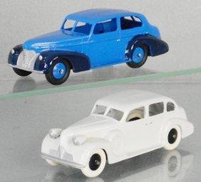 2 Dinky Copy Vehicles