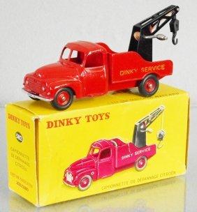 Dinky Fr582 Citroen Wrecker