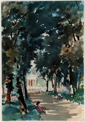 Ricci Dante, 1920