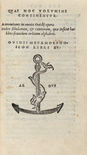 Ovidius Naso Publius, 1516