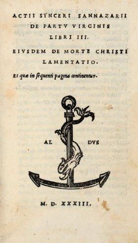 Sannazzaro Iacopo, 1533