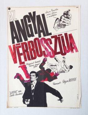 Vendetta For The Saint Movie Poster