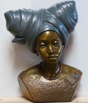 CASPER D,  African  20th Century,