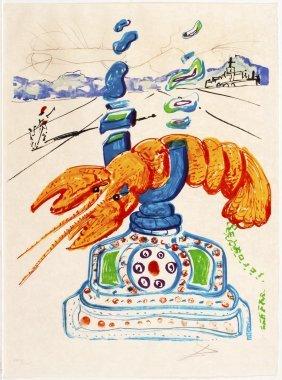 DALI,  SALVADOR,   Spanish (1905-1989),