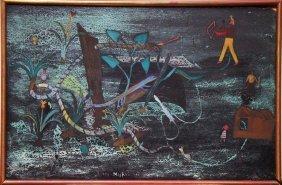 Artist Unknown, Hispanic 20th C. ?,
