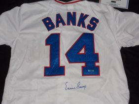 Jersey Autographed