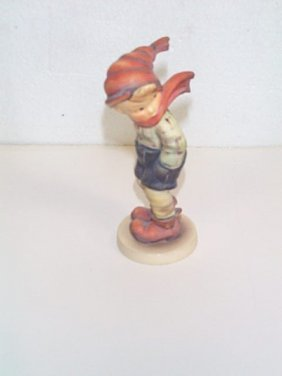 Hummel Figurine Number 43  Trade Mark 3   In Excelle