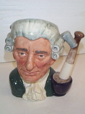 Royal Doulton Large Toby Mug  Apothecary Character